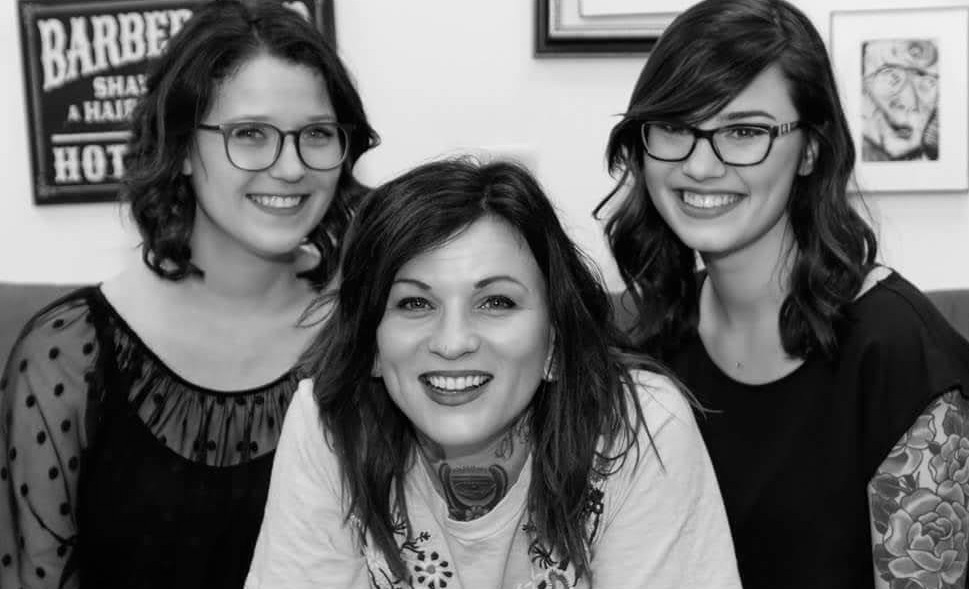 Jen, Jessica, and Malerie have been styling hair in Montgomery, Alabama at Seville for years